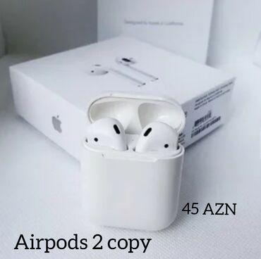 Электроника в Ахсу: Airpods 2 copy