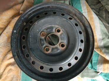 17570 r13 диски в Кыргызстан: R13 4*100 (1 диск ровный) 500 сом
