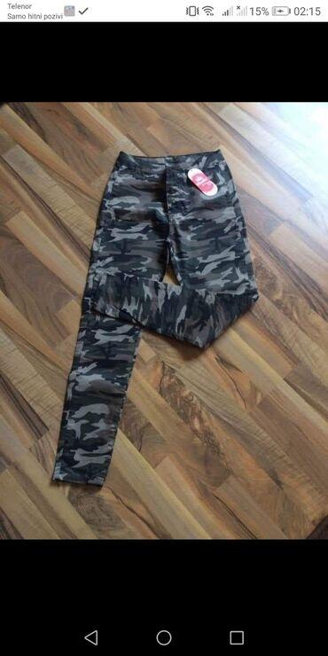 Maskirne pantalone - Srbija: Rasprodajaaaa Maskirne pantalone S M L XL 1150 din.  N