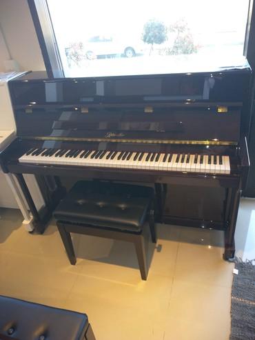 Bakı şəhərində RITMULLER Avropa istehsali akustik piano.Aletlere magazamiz terefinden