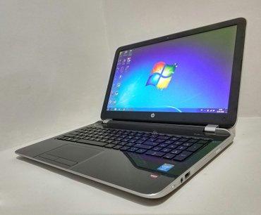 Bakı şəhərində Hp Pavilion 15 İntel Core i5 - Ultrabook SATILIR / ELAN
