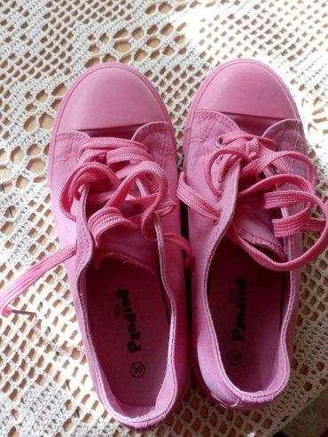 Dečije Cipele i Čizme | Vrbas: Pandino broj 35 krpene patike kao nove
