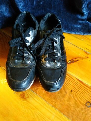 Кроссовки и спортивная обувь - Кок-Ой: Кроссовки женские кожа с замшей, привезены из Германии, размер 39