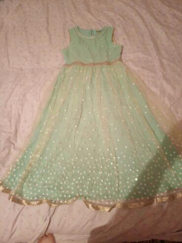 Платье индийская для 11 12 лет девочке