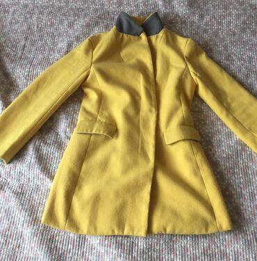 Пиджак - пальто 48 размер