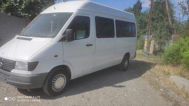 двигатель мерседес 124 2 3 бензин в Кыргызстан: Mercedes-Benz Sprinter 2.9 л. 1999 | 77777 км