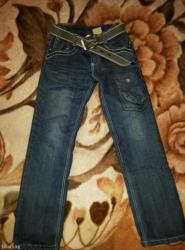 джинсы с начесом, новые на 9-11лет в Бишкек