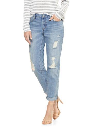 джинсы aix в Кыргызстан: В наличии джинсы фирмы Gap Factory (оригинал), размер 4/27, цена 3000