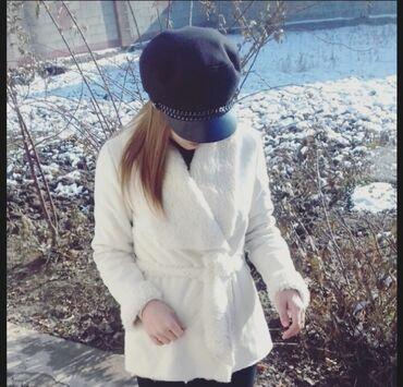 svjazi s vyezdom в Кыргызстан: Женская дублёнка короткая размер 42.44 цена 800