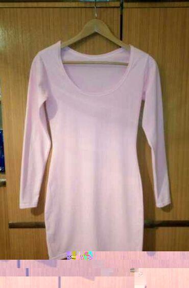 Haljine | Svilajnac: Nova haljinica koja je univerzalne velicine. Boja bebi roze