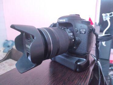 22 объявлений | ЭЛЕКТРОНИКА: Продаю Canon 7d объектив 18-135 состояние хорошее в комплекте флешка