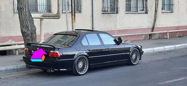 bmw 750 - Azərbaycan: Spoyler BMW 750 E38.ORIQINAL. real alana cuzi endrim