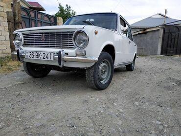 İşlənmiş Avtomobillər İsmayıllıda: VAZ (LADA) 2101 1.6 l. 1977 | 35550 km