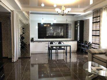 клубные дома в бишкеке в Кыргызстан: Продается квартира: 3 комнаты, 105 кв. м