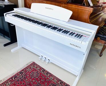Elektro pianino Kurzweil M90whRəsmi distribyutor olduğumuz brendlərin