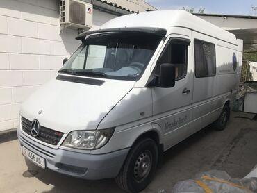 купить мотор мерседес 2 2 дизель в Кыргызстан: Mercedes-Benz Sprinter 2.2 л. 2005   274000 км