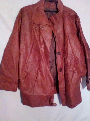Kozne jakne - Srbija: Zenska kozna jakna,broj 44,,.NOVA