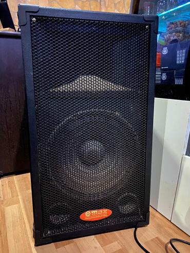 P30 max - Azərbaycan: Max professional audio system. 1 eded professional kolonka