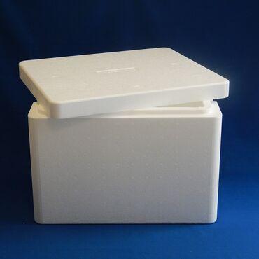 Продам термобоксы в комплекте хладоэлементы размер 50х35х25 толщина