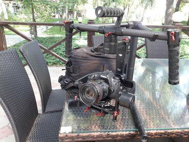 Видеокамеры qihan - Кыргызстан: Электрический стабилизатор Ронин м только стаб