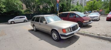 Mercedes-Benz E 300 3 л. 1991 | 300000 км