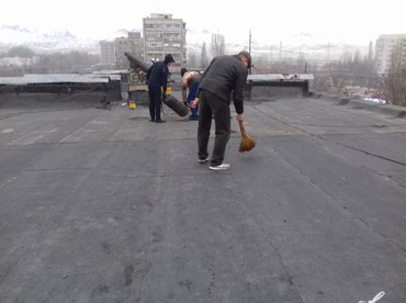 Монтаж мягкой кровли Быстро  Качественно  Не дорого.  в Бишкек