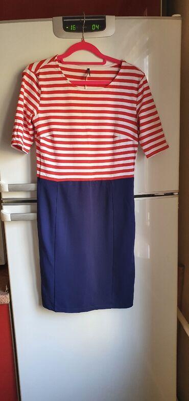 Платье размер М Европейского бренда Б/у состояние нового платья