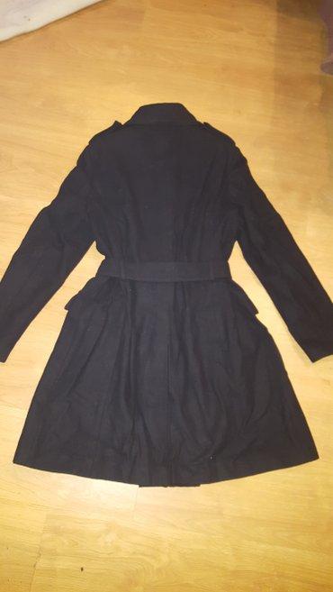 Esprit crni kaput vel. 42 / 44 - Prokuplje