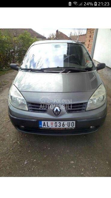 Renault | Razanj: Renault Scenic 1.9 l. 2004 | 230000 km