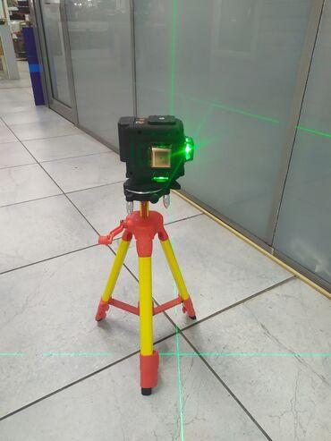 6980 объявлений: Лазерный уровень ROLF 3DСтрана производства: КитайСостояние