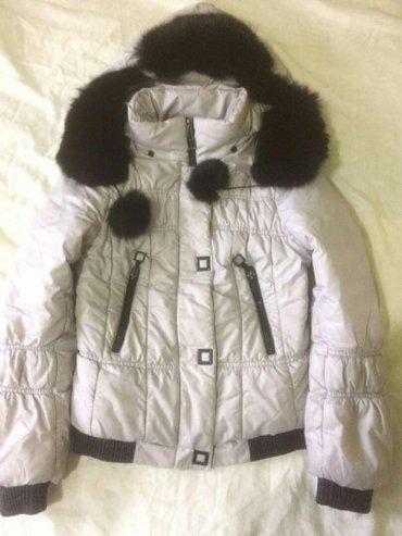 курточка в идеальном состоянии мех натуральный зима очень теплая в Бишкек