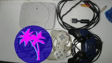 Электроника - Ноокат: PS 1. В комплекте игровые диски 17 шт. Шпиндель сломано. Можно