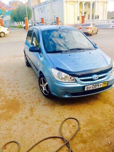 хундай-320 в Кыргызстан: Hyundai Getz 1.1 л. 2005 | 110000 км