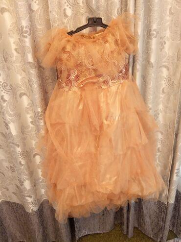 Платье размер 3-5лет пышные+подъюбник