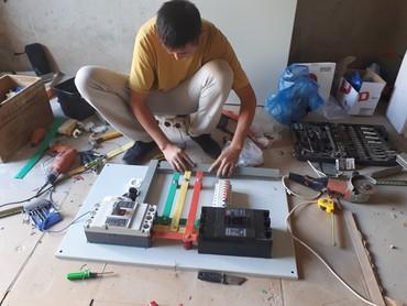 сложности в Кыргызстан: Электромонтаж любой сложности!Евроремонт любой сложности!Качества и
