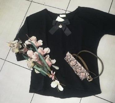 Kaput-crna-boja - Srbija: Majica prelepa crna boja