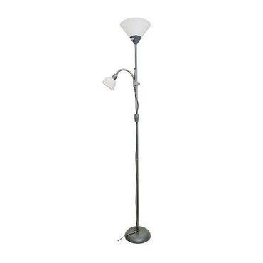 Podna lampa - Srbija: Podna lampa tri boje  -crna -siva -bela