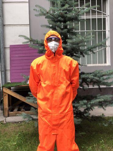 Медицинская одежда - Кыргызстан: ️️️Многоразовые защитные костюмы ️️️  Подходит для использования в усл