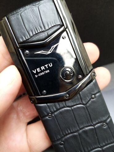 Vertu Signature Black Premium klass Qiymət - 399 AZN Zəmanət 1 il