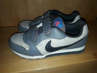 Dečije Cipele i Čizme - Varvarin: Dečije original patike Nike,broj 35,nošene par puta.Dobijene na