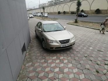 Hyundai - Azərbaycan: Hyundai Sonata 2.4 l. 2010 | 205000 km