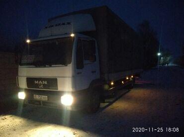 шины r13 в Кыргызстан: Ман 8.163 Объем -4.6 КПП механика 5-ступка Год-1997 Все шины новые R 2