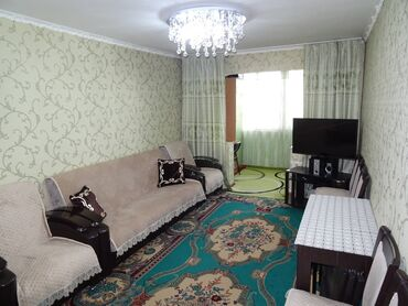 таатан бишкек линолеум in Кыргызстан | ОТДЕЛОЧНЫЕ РАБОТЫ: 104 серия, 3 комнаты, 58 кв. м