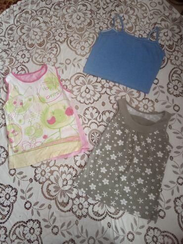 Dečija odeća i obuća - Knjazevac: Paket majica za devojcicu od 10 godina