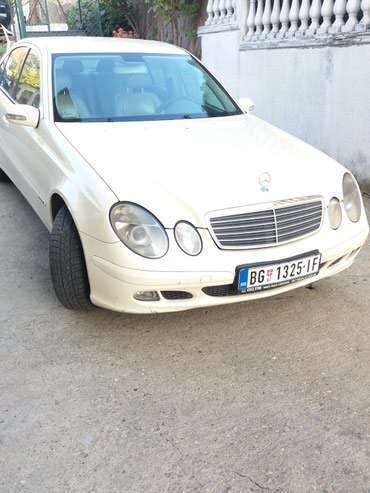 Mercedes-Benz 2004 - Belgrade
