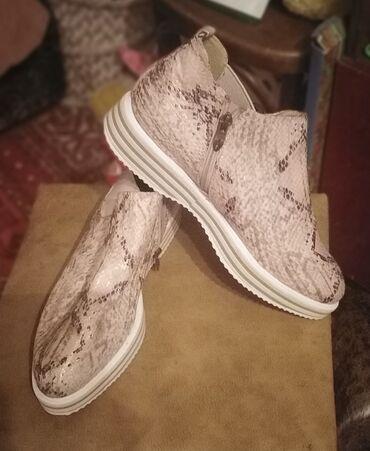 Фирменные демисезонные ботиночки. От фирмы Tamaris (Германия) . Новые