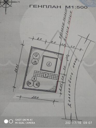 Недвижимость - Тынчтык: 5 соток, Для строительства, Собственник, Красная книга