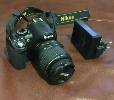 Электроника в Габала: Nikon D3100