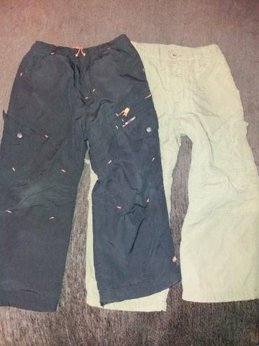 Зимние штаны на флисе . Возраст 5-7 лет.   в Бишкек