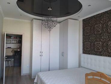 проекты домов бишкек 2017 в Кыргызстан: Элитка, 1 комната, 46 кв. м Теплый пол, Бронированные двери, Дизайнерский ремонт